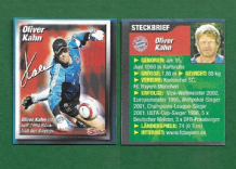 Bayern Munich Oliver Kahn Germany (3)